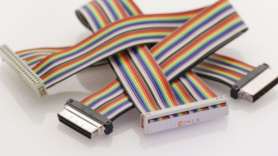 RIBBON 1.27MM 20X28AWG