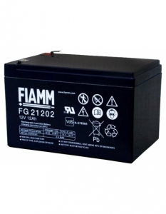 BAT-LEAD-12V 12AH-FIAMM