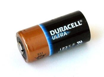 CR123A-DURACELL