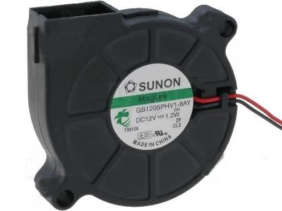 FAN120/12-GB1205PHV1-8AY-SUNON