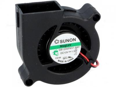 FAN120/12-GB1205PKV1-8AY-SUNON