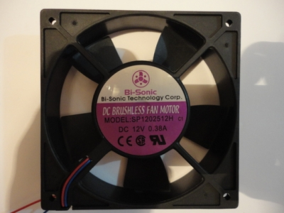 FAN120/12-SP1202512H-BISONIC