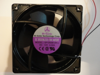 FAN120/12-SP1203812H-BISONIC(C