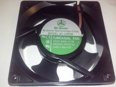 FAN120/230-4C-230HBT-BISONIC(C