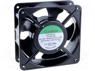 FAN120/230-DP201A2123HST-SUNON