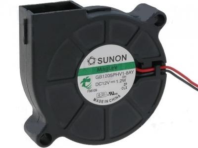 FAN50/12-GB1205PHV1-8AY-SUNON(