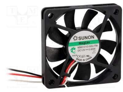 FAN60/12-MB60101V3-F99-SUNON