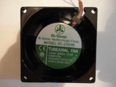 FAN80/220-3C-230HB-BISONIC