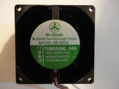 FAN80/220-3E-230SW-BISONIC