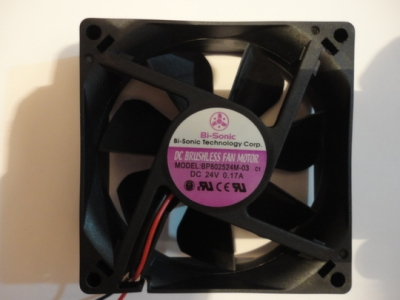 FAN80/24-BP802524M-03-BISONIC(