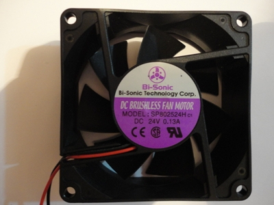 FAN80/24-SP802524H-BISONIC(CH)