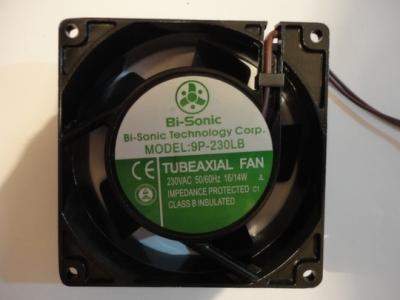 FAN92/230-9P-230LBW-BISONIC
