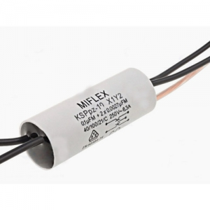 FILTER 100NF/2.7NF(5PIN)-MIFLE