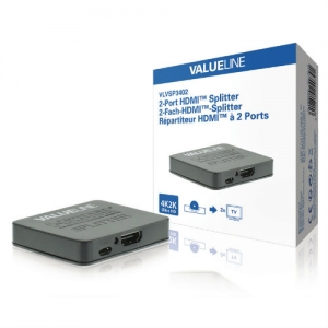 HDMI SPLIT-1/2-VALUELINE
