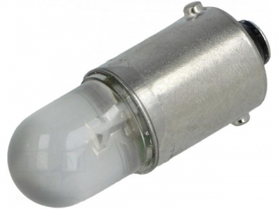 LAMP BA9S-24V-BIJELA-LED