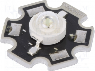 LED 3W-ZELENA-PROLIGHT