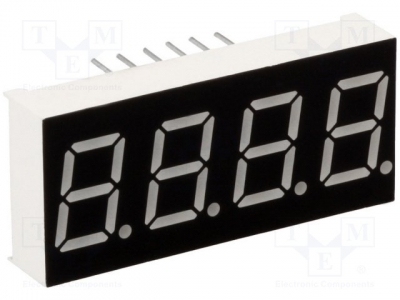 LED DISPLAY-LFD039BUE-102A