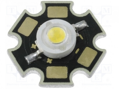 LED STAR-1W/WW