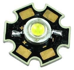 LED STAR-3W/WHITE-PROLIGHT