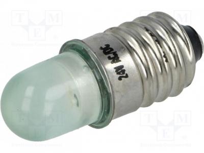 LED-ZELENA(E10)-POLAM