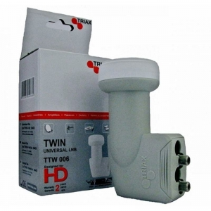LNB TWIN-TRIAX