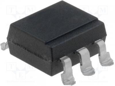 MOC3081XSM-SMD-ISCOM