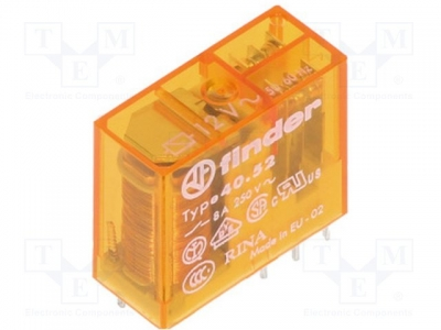 REL-F4052-12VAC-FINDER