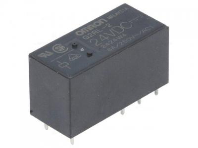 REL-G2RL-2-24VDC-OMRON