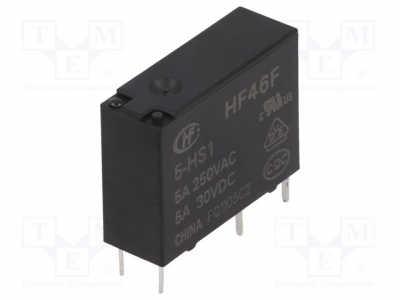 REL-HF46F/005-HS1-HONGFA