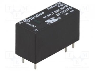 REL-S4181-24VDC-FINDER