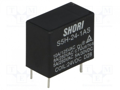 REL-S5H-24-1AS-SHORI