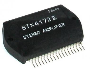 STK4172II-SAN/DIV
