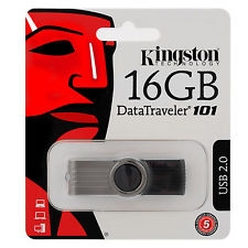 USB STICK 16GB-KINGSTON