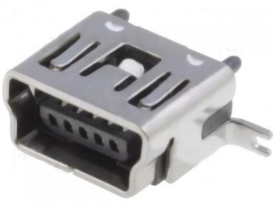 USB-B5-MINI-VERTICAL