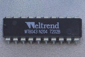 WT8043-WELTREND