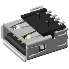 USB KONEKTOR-A-SMD